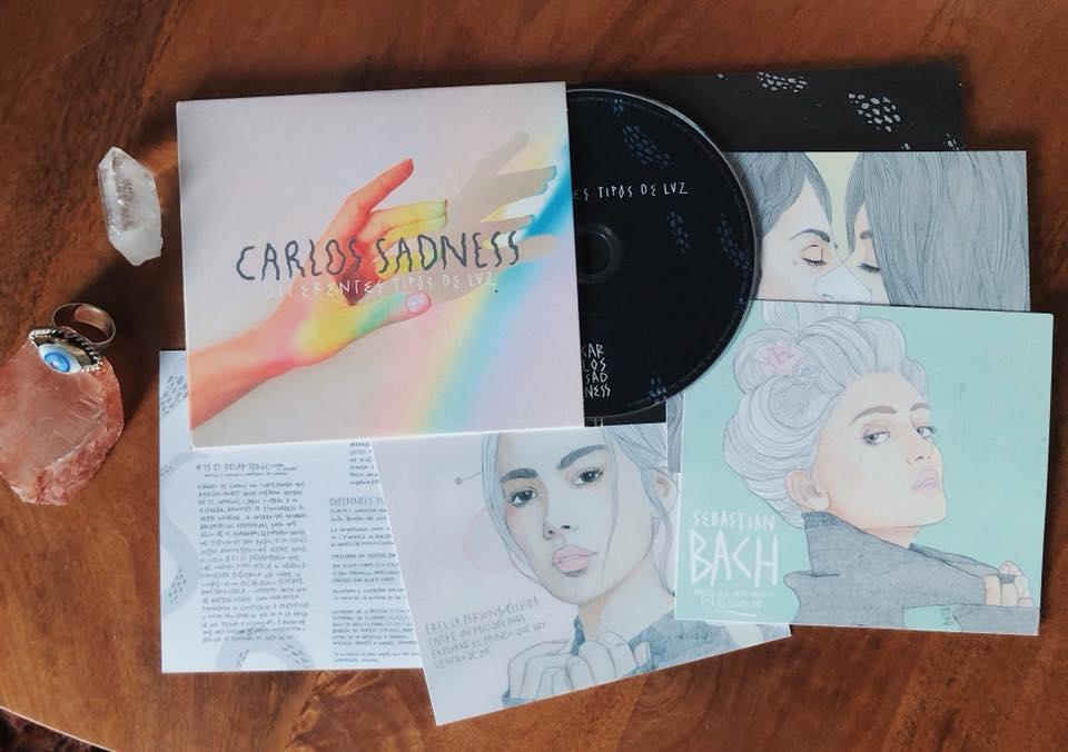 Carlos Sadnes nuevo disco