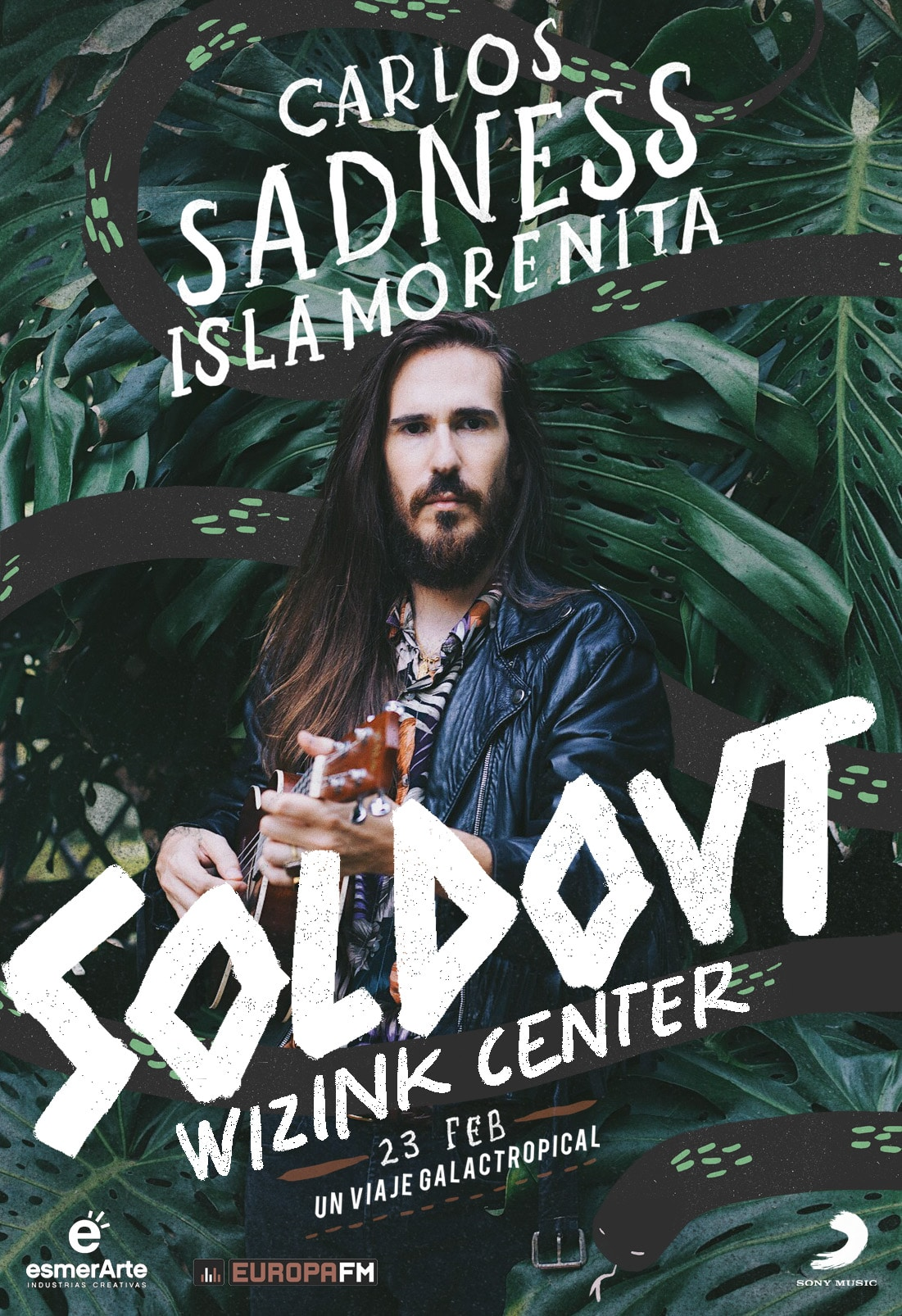 Carlos Sadness Isla Morenita Sold Out