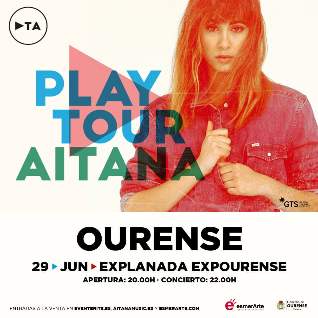 Aitana Ourense 2019