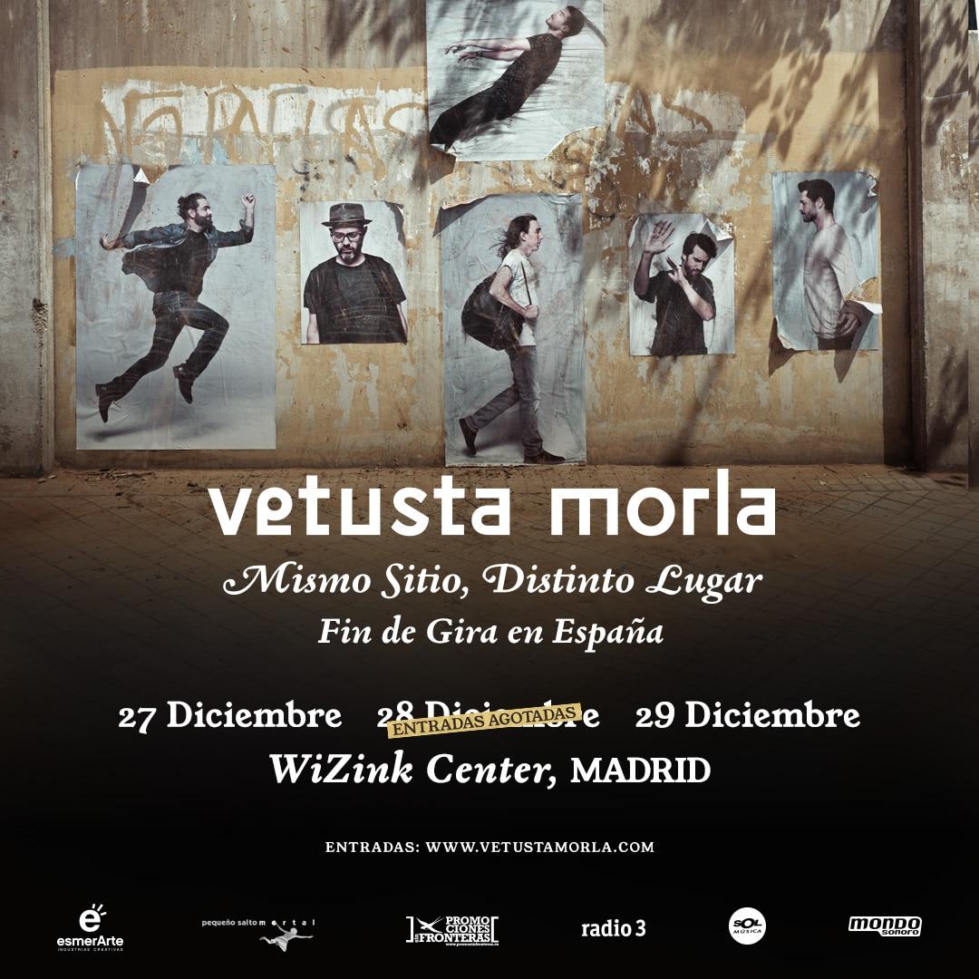 Vetusta Morla Fin de Gira