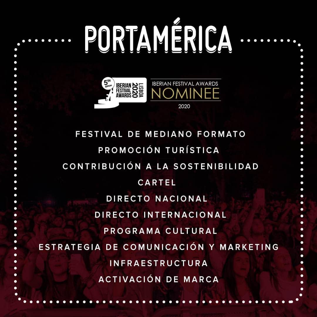 Nominaciones Iberian Festival Awards