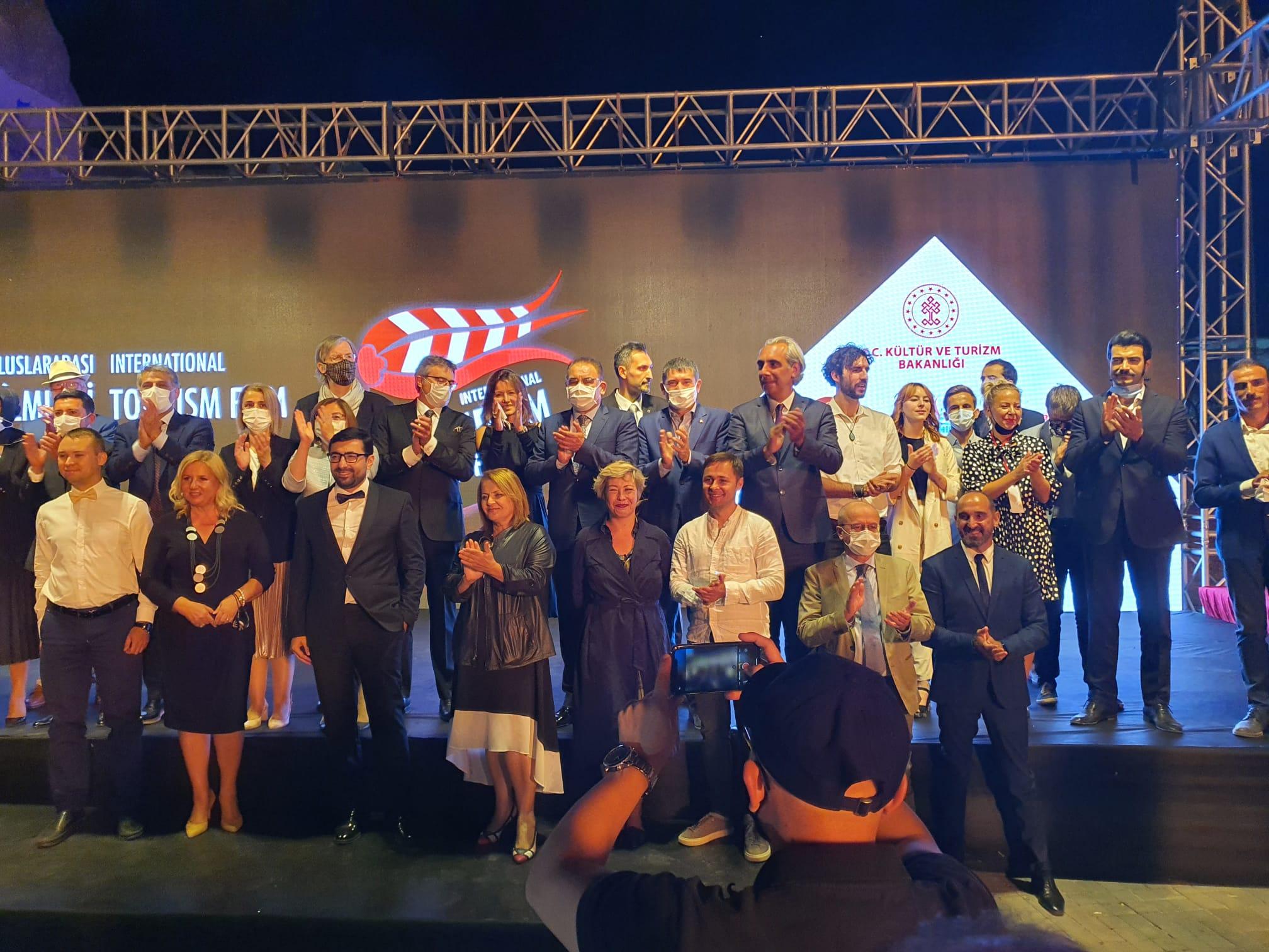 Premio de Oro al Mejor Producto Turístico en el Uluslararası Turizm Filmleri Festivali 3