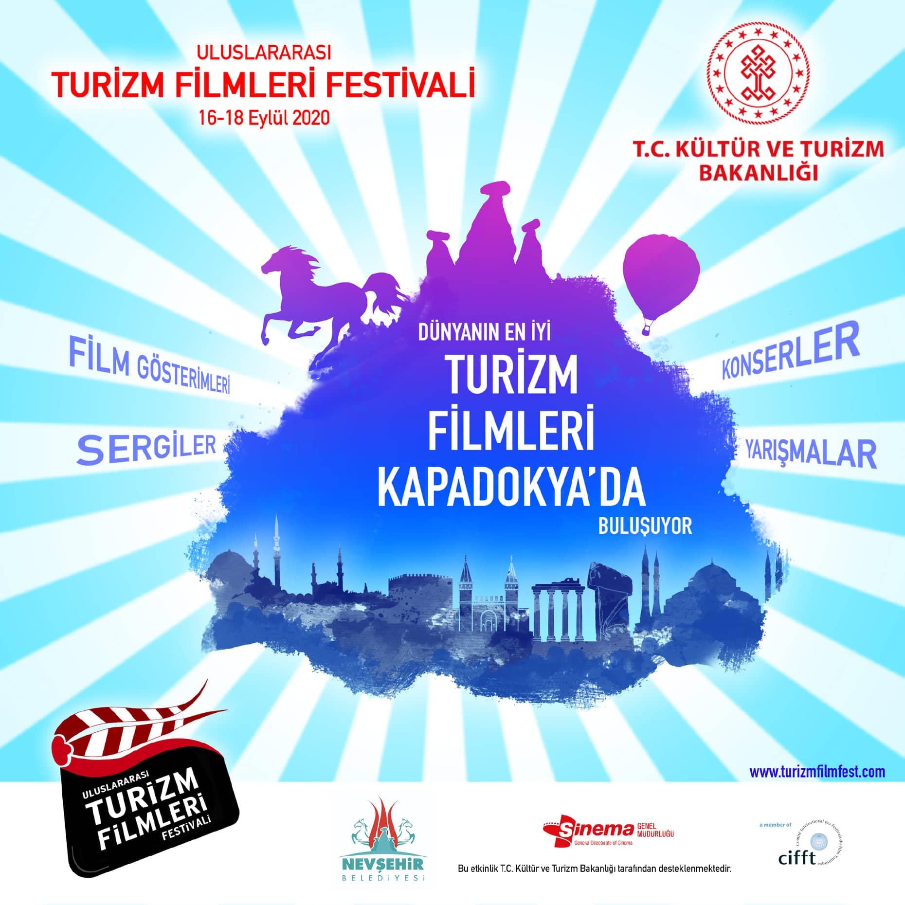 Premio de Oro al Mejor Producto Turístico en el Uluslararası Turizm Filmleri Festivali