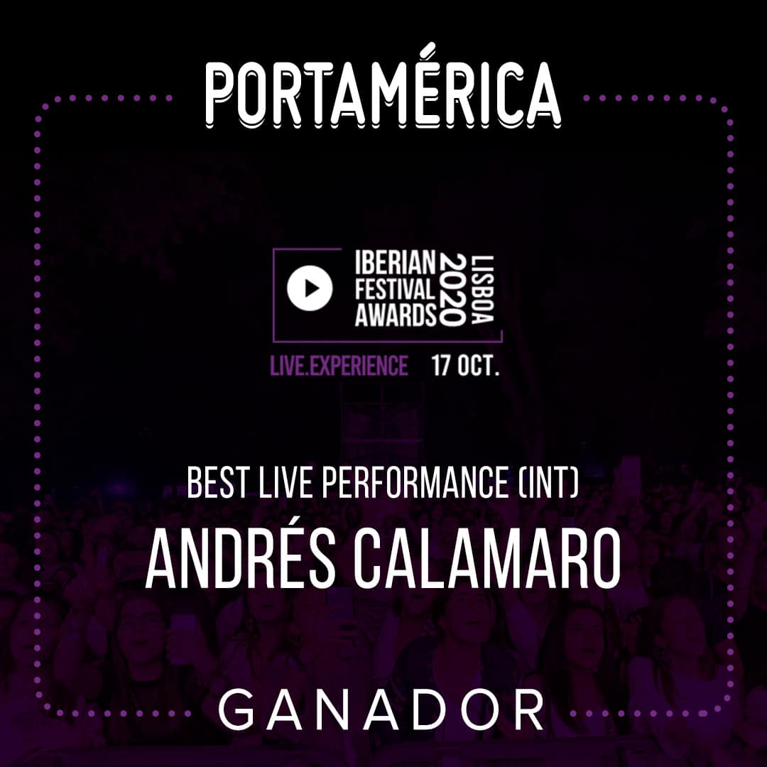 PortAmérica ganador en los Iberian Festival Awards